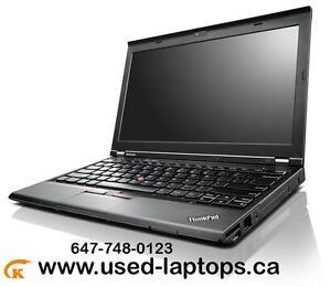 Lenovo Thinkpad X230 12' Laptop( i5 3rd Gen/4G/500GB/Webcam)$319