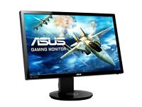 "ASUS VG248QE 24"" - gaming monitor- 144Hz/ 1ms / 3D"