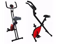 Exercise Bike Folding Magnetic X Bike: UKFitness Ex Demo Bike EX- Display