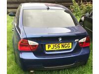 2007 BMW 320D M SPORT SPARES OR REPAIR 330d 325d 520d 525d 530d 535d