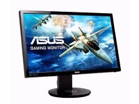 """ASUS VG248QE 24"""" - 144Hz - 1ms - 3D - gaming monitor"""