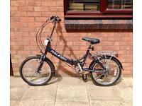 Raleigh EVO 7 Folding Bikes
