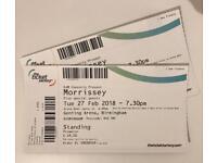Morrissey's Tickets