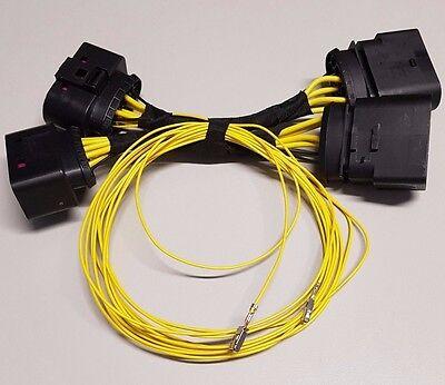 VW Golf 6 Adapter für original Xenon Scheinwerfer Kabel Kabelbaum GTI R GTD MK6