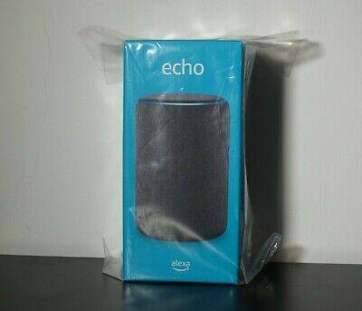 Amazon Echo (3a generazione) Altoparlante intelligente - Antracite