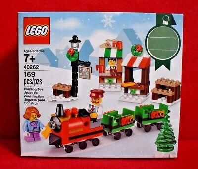 NEW LEGO Seasonal 40262 Christmas Holiday Train Ride Retired