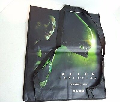 SDCC 2014 Comic Con Alien Isolation Swag Bag Tote Bag