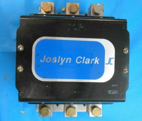 JOSLYN CLARK U77U035-76 CONTACTOR SIZE 5 NEW SURPLUS