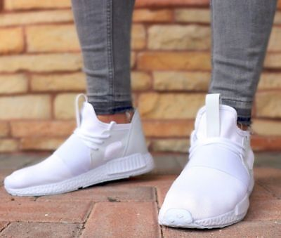 New Womens Boots Gym Trainers Fitness Sports Running Casual Shoes Gym Sneakers