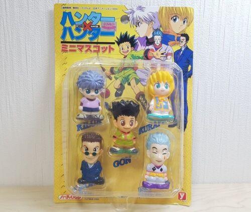 Yutaka HUNTER x HUNTER Mini Mascot Figure Set Gon Hisoka Killua Kurapika Leorio