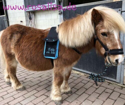 Satteltasche pferd, Rucksack, Packtasche, Shetty, Pony