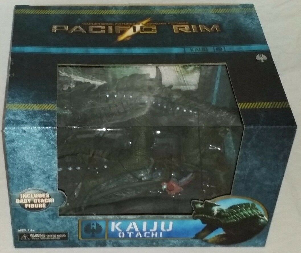 Pacific Rim Otachi Kaiju 7-Inch Ultra Deluxe Action Figure