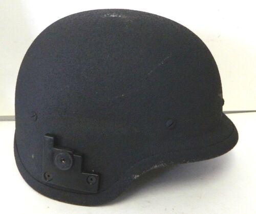 Gentex Police Law Enforcement PASGT Armor System Ground Troops Helmet Medium