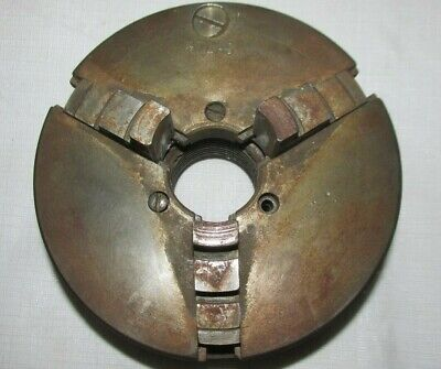 Vintage Atlas Lathe Chuck 3 Jaw Fit Th42 Others Lqqk
