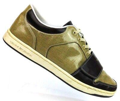 Creative Recreation Cesario Low Top Burlap Tan Brown Sneaker CR4LO10 Men's 10.5 Cesario Lo Tops