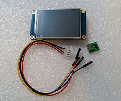 Nextion Nx3224t024 - Generic 2.4 Tft Intelligent Lcd Touch Display