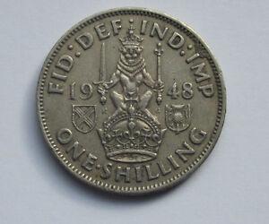 1948 Scottish One Shilling