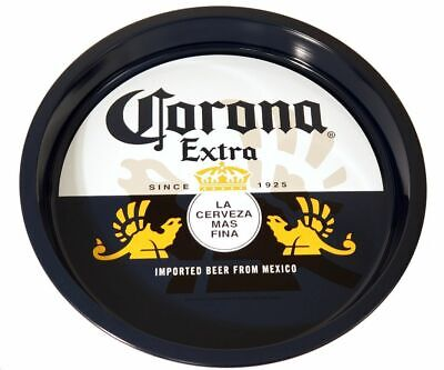 CORONA BEER ROUND SERVING TRAY NEW