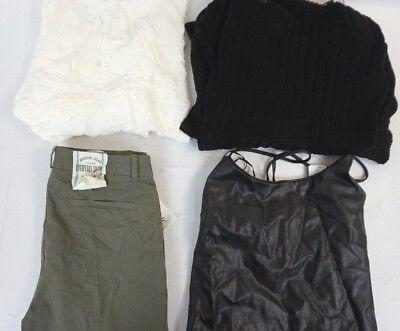 NWT Free People, Maison Jules Women's Lot of 4 Tops/Pants/Sweater Medium M