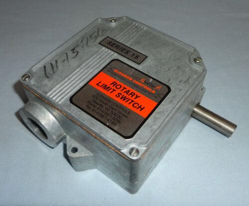 Gleason Controls 15-1E-2SP-PR-111 Rotary Limit Switch 151E2SPPR111 NEW