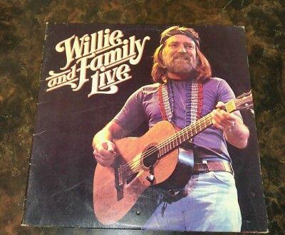 Vintage Willie Nelson Vinyl Record- KCS 35642- 1978- Excellent Condition!, used for sale  Salem