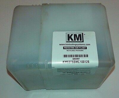 Km63tssmc100126 Kennametal Km63 Shell Mill Adapter 1 Arbor