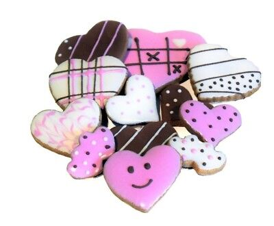 Valentine Dog Treats - Gourmet Dog Treats - Decorated Dog Treats - Dog Cookies](Valentine Treats)