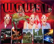 WOW 9D movie ticket Bankstown Bankstown Area Preview