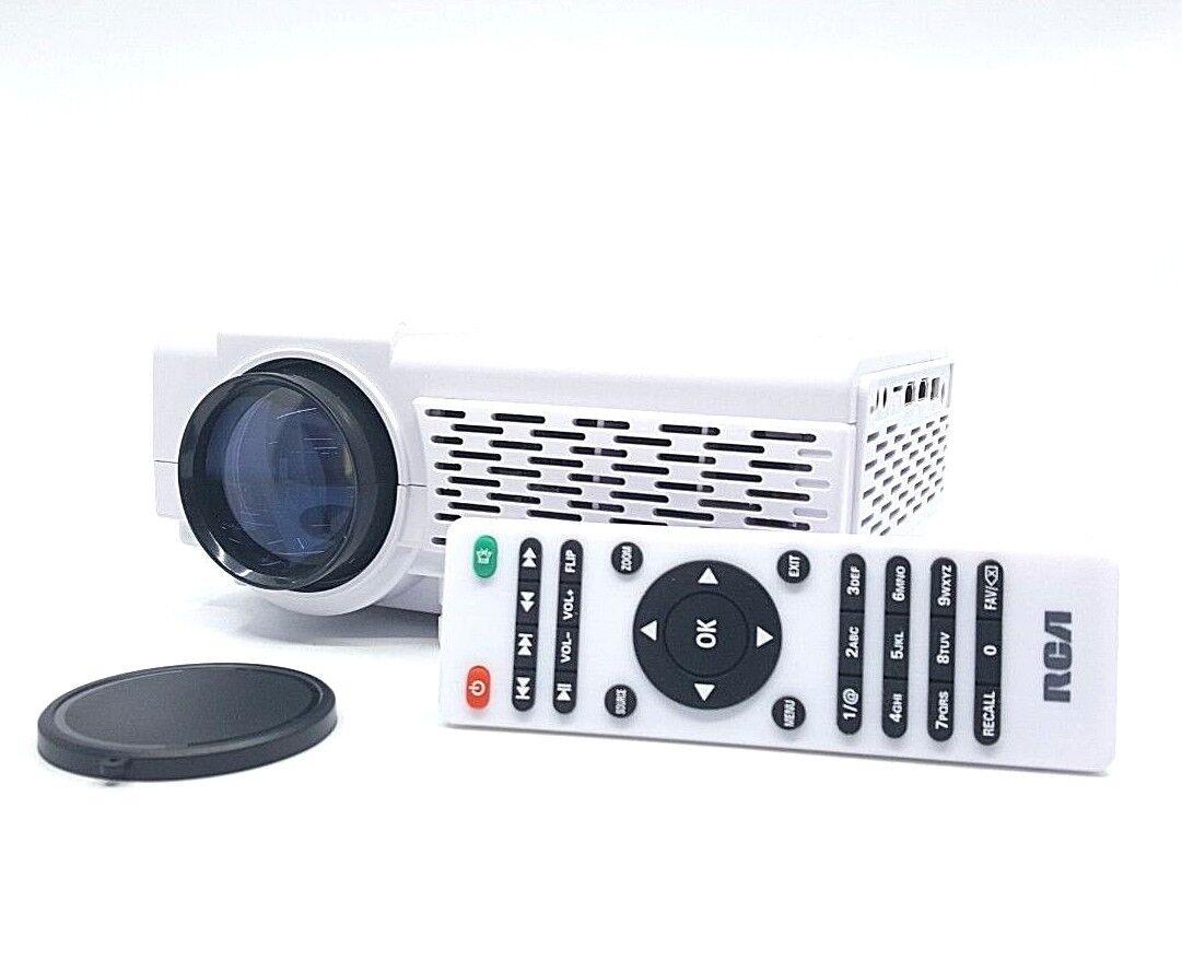 RCA 2000 Lumens Home Theater Projector 150 RPJ116PLUS