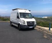 VW Crafter MWB Custom Motorhome ready for #vanlyf Watermans Bay Stirling Area Preview