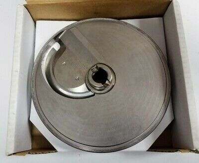 New Hobart 58 Food Processor Slicer Plate 15slice - 58 Free Shipping