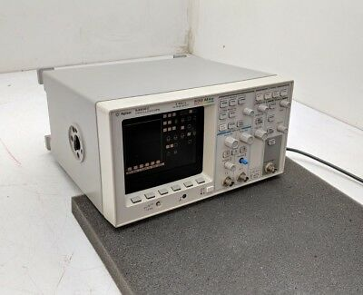 Hp Agilent 54616c 2 Channel Digital Oscilloscope 500mhz Tested Button Issues