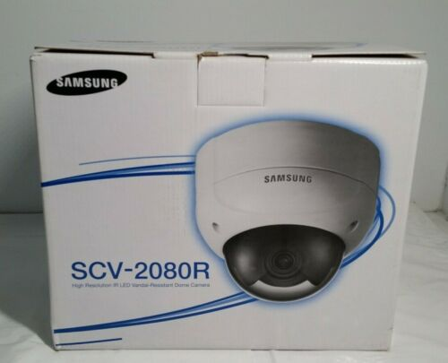 Samsung SCV-2080R Dome security camera