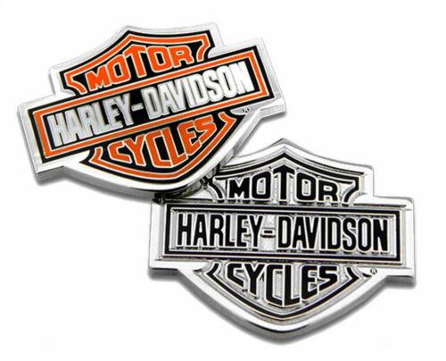 Harley Davidson® Die-Cut Bar & Shield Logo Challenge Coin