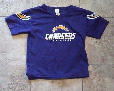 WOMEN'S MEDIUM MESH SAN DIEGO CHARGERS TOP...MINT!