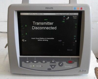 Philips M2636c Telemon Patient Telemetry Monitor
