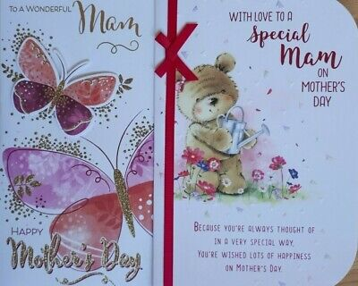 Mam Mother's Day card ~ various designs