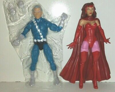 Hasbro Marvel Legends Scarlet Witch + Quicksilver