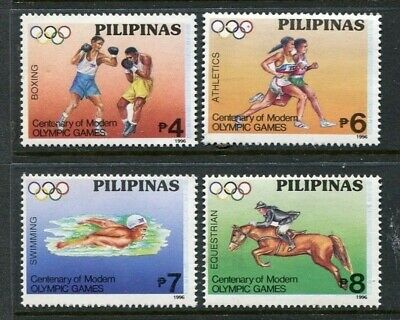 Philippines #2422-2425 - 1996 Centenary of Modern Olympic Games (MINT **NH**)