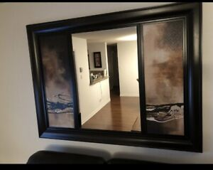 """Decoration Wall mirror Frame 45"""" H x 60"""" W inches"""