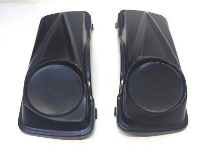 1997-2013 Harley Davidson Speaker 6.5 Lids Touring Flh Hard Saddlebag Baggers