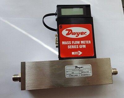 Dwyer Gfm-2143 Mass Flow Meter Gfm Series R3s7.3b3