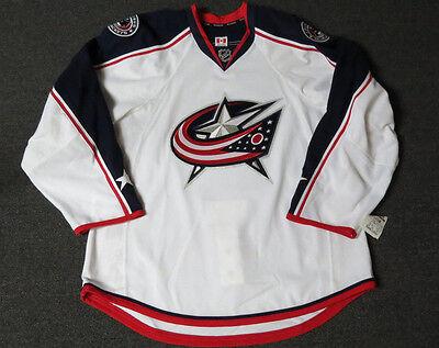 New Columbus Blue Jackets Authentic Team Issued Reebok Edge 2.0 Hockey -