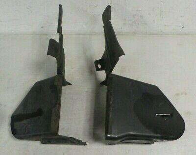 Ford Focus Wind Deflector Front Bumper Radiator Air Duct 2005-2010 NOT RS! MK2