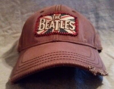 The Beatles Hat Cap from Apple Corps. LTD Pre-Owned