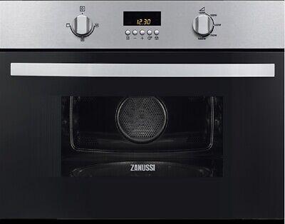 Zanussi ZKG38300XK Empotrable Horno-Microondas con Grill 45er Nicho 1500W