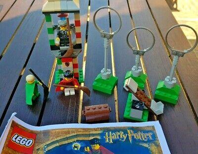 Harry Potter Lego 4726 Quidditch Practice  Complete