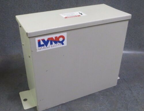 ABB LVNQ NEMA 1 CONTROL CAPACITOR 40 KVAR / 480 VAC / 3 PHASE MODEL: C485G40-CH