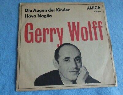 Die Augen der Kinder - Hava Nagila, Single Vinyl, AMIGA 4 50 605