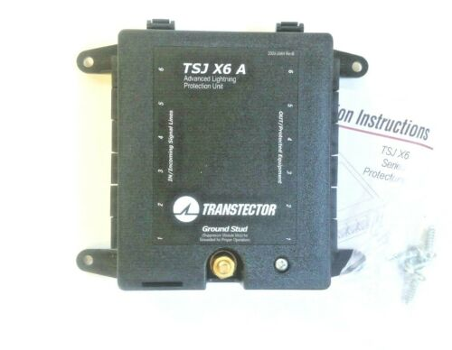 1101-772-a Transtector Tsjx6 Surge Protector     (s1)